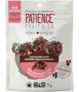 Patience Fruit & Co. Organic Chococrunch Bites Milk Chocolate & Chia