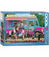Eurographics Dan's Ice Cream Van Puzzle