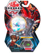 """Bakugan Diamond Gorthion 2"""" Tall Collectible Action Figure and Trading Card"""