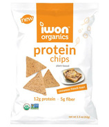 iWon Organics Cinnamon French Toast Protein Chips