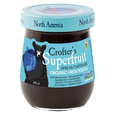 Crofter\'s Organic Superfruit Spread
