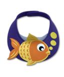Baby Works Bath & Beach Brim Fish
