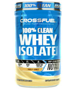 Crossfuel Whey Isolate Protein Vanilla