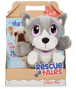 Rescue Tales Cuddly Pup Frenchie