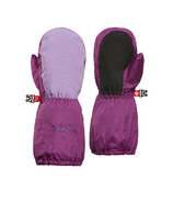 Kombi The Bear Paw Children Mitt Purple Fiction