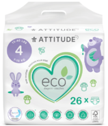 ATTITUDE Eco Baby Diapers Size 1-6