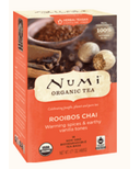 Numi Organic Rooibos Chai Herbal Tea