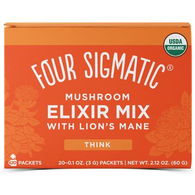 Four Sigmatic Lion\'s Mane Mushroom Elixir Mix
