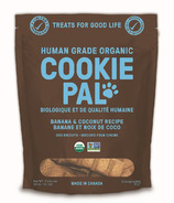 CookiePal Dog Biscuits Banana and Coconut Recipe