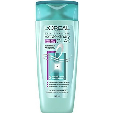 L\'Oreal Paris Hair Expertise Extraordinary Clay Shampoo