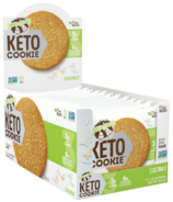 Lenny & Larry's Keto Cookie Coconut Case