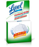 Lysol Continuous Action Toilet Bowl Cleaner