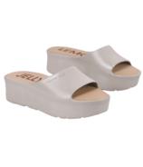 Lemon Jelly Sunny EVA Sandals Warm Grey
