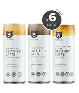 Two Bears Frothed Latte Variety Bundle