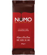 NOMO Deliciously Dark Chocolate Bar