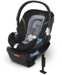 Cybex Aton 2 Sensor Safe Car Seat Pepper Black