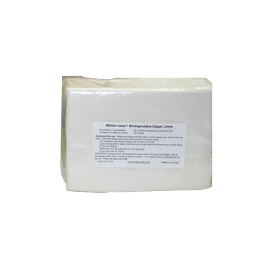 Motherease Biodegradable Liners
