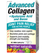 Webber Naturals Advanced Collagen with HLA + Boron