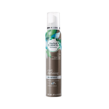 Herbal Essences Bio: Renew Curl Define Mousse