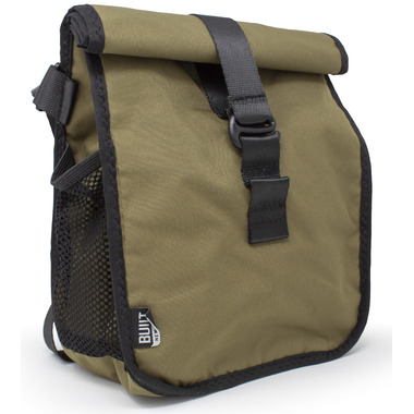 Built Crosstown Lunch Bag Olive Green