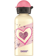 SIGG Classic Traveler Water Bottle Hearts & Stars