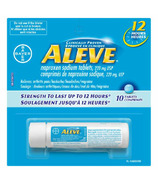 Aleve 220 mg Travel Size