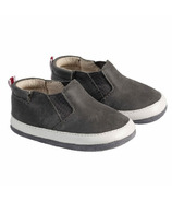 Robeez Mini Shoez Lenny Loafer Grey