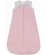 Juddlies Organic Raglan Dream Sack 1 TOG Dogwood Pink