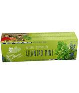 Green Beaver Cilantro-Mint Toothpaste