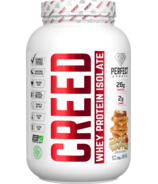 Perfect Sports CREED Whey Protein Isolate Maple Waffle