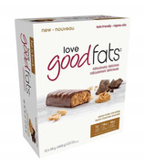 Love Good Fats Peanut Butter Chocolate Snack Bars