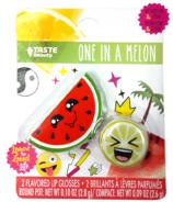 Taste Beauty Duo Lip Gloss Watermelon & Lemon