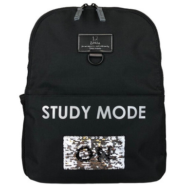 TWELVELittle Adventure Backpack Black Study Mode On