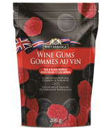 Waterbridge Red and Black Berries Wine Gums