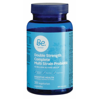 Be Better Double Strength Complete Multi Strain Probiotic