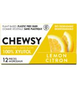 CHEWSY Lemon Gum