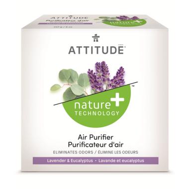 ATTITUDE Nature+ Air Purifier Lavender & Eucalyptus
