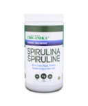 Organika Spirulina Blue-Green Algae Powder