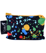 Colibri Reusable Snack Bag Small in Splatter