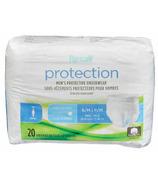 Rexall Mens Maximum Protective Underwear Small Medium