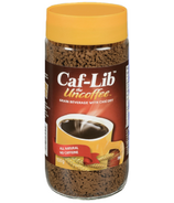 Caf-Lib Original Grain Coffee Alternative with Chicory