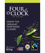 Four O'Clock Green Tea Organic