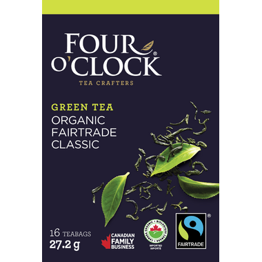 Four O\'Clock Green Tea Organic