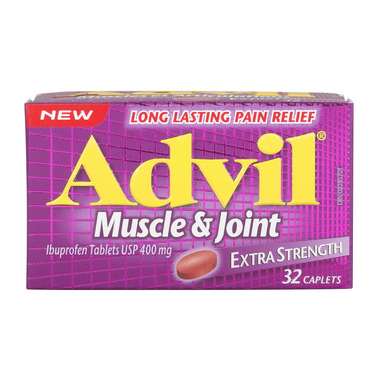 Advil Muscle & Joint Extra Strength Caplets