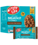 Enjoy Life Soft Baked Breakfast Ovals Banana Chocolate Chip