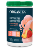 Organika Electrolytes + Enhanced Collagen Strawberry Peach