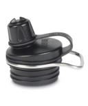 Klean Kanteen Chug Cap For TKWide Bottles Black/Brushed Stainless