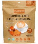 Rootalive Organic Turmeric Latte