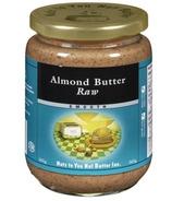Beurre d'amande cru crémeux Nuts To You