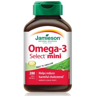 jamieson omega 3  Buy Jamieson Omega 3 Select Mini at  | Free Shipping $35+ in ...